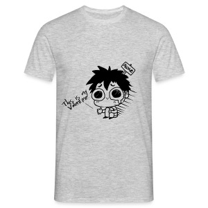 This is my Valentine - Camiseta hombre