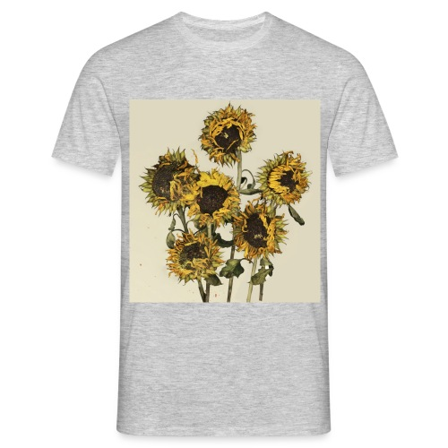 Sunflowers - Men's T-Shirt