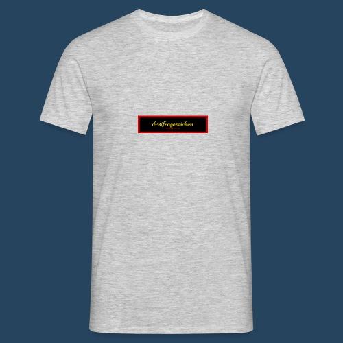 Dr3i-Fan Shirt (2016) - Männer T-Shirt