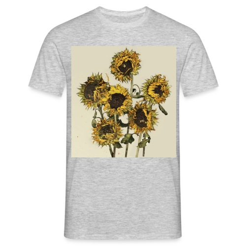 Sunflowers - Men's T-Shirt