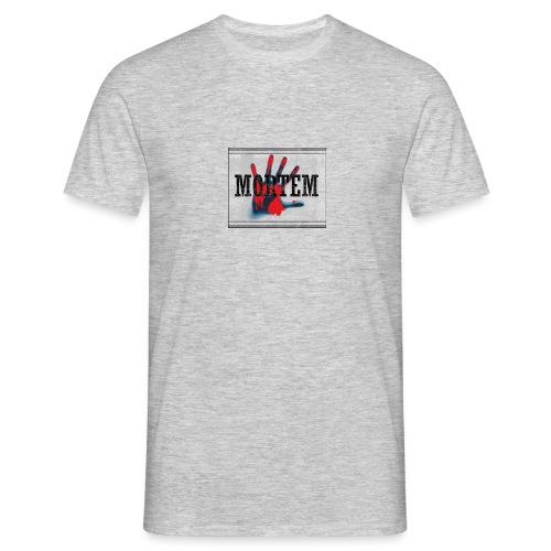 Mortem - Männer T-Shirt