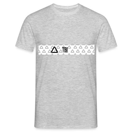 Tri Clothing Long Logo - T-skjorte for menn