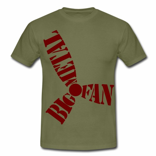 Big Metal Fan - Men's T-Shirt