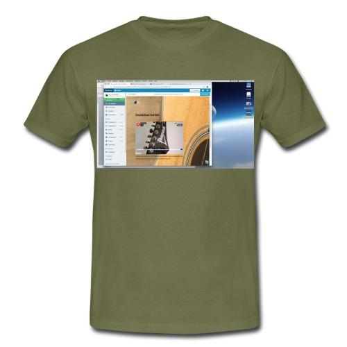 Schermafbeelding 2019 01 08 om 12 08 39 - Mannen T-shirt