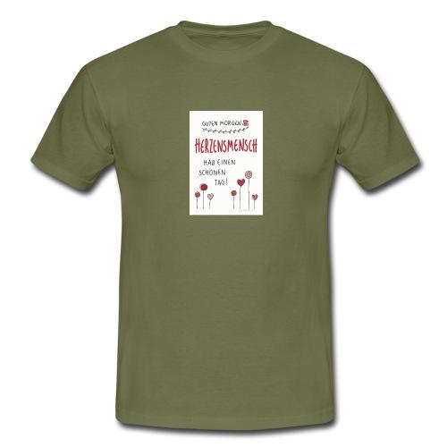 schoener tag - Männer T-Shirt