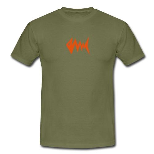 Blitzfisch - Männer T-Shirt