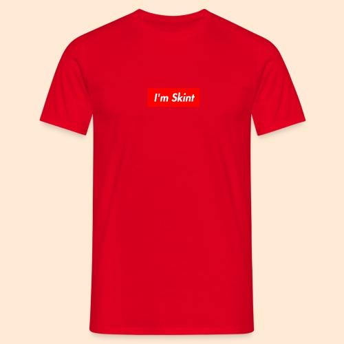 I'm Skint - Men's T-Shirt
