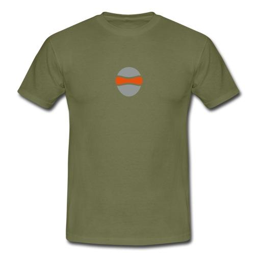 Brillen Face 1 - Männer T-Shirt