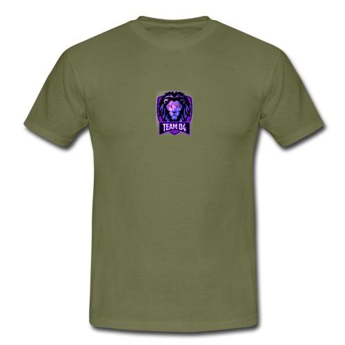 D4 Logo - Männer T-Shirt