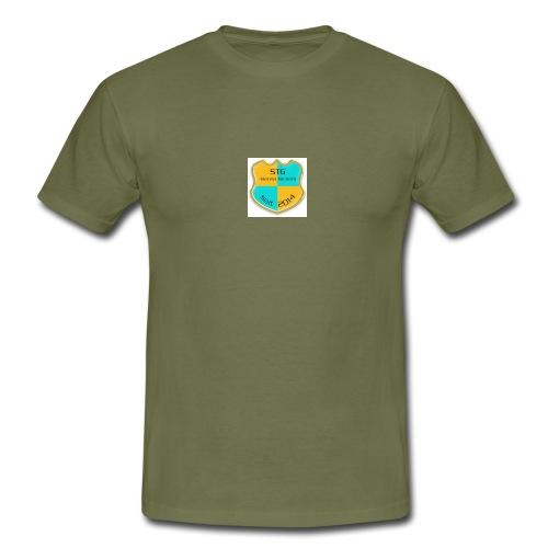 STG Vienna Kickers Logo - Männer T-Shirt