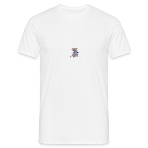 rotte - Herre-T-shirt