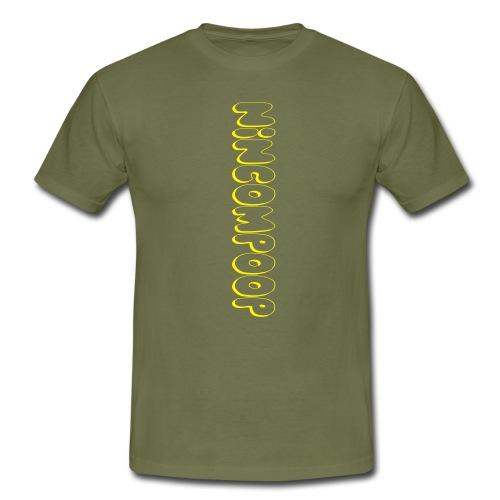 Nincompoop - Men's T-Shirt