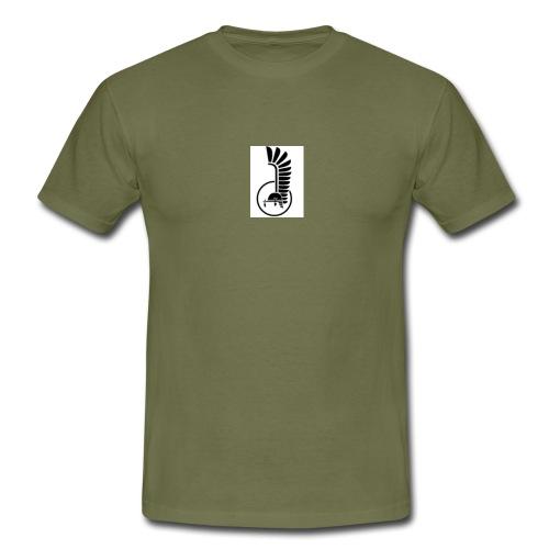 Znak husarii - Koszulka męska