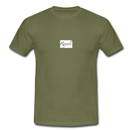 Royal - Mannen T-shirt