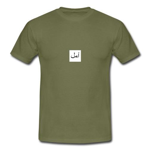 Hope - T-skjorte for menn