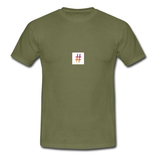 #sorrynan - Men's T-Shirt