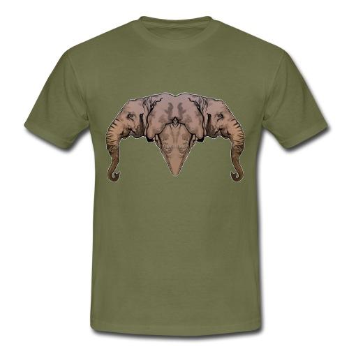 Elephants - T-shirt Homme