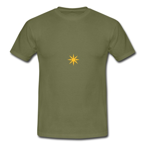 sun - T-shirt herr