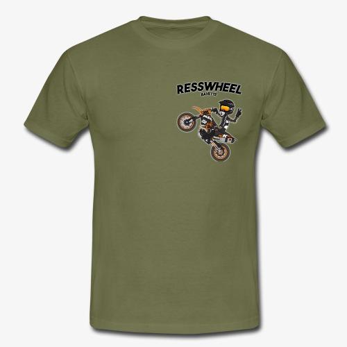 RessWheelShop - T-shirt Homme