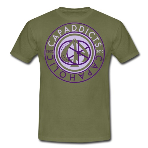Capaddicts x Capaholic - Männer T-Shirt