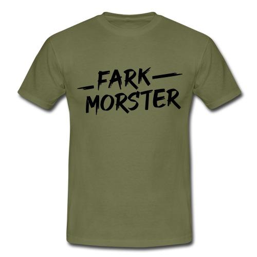 Fark Morster - Männer T-Shirt