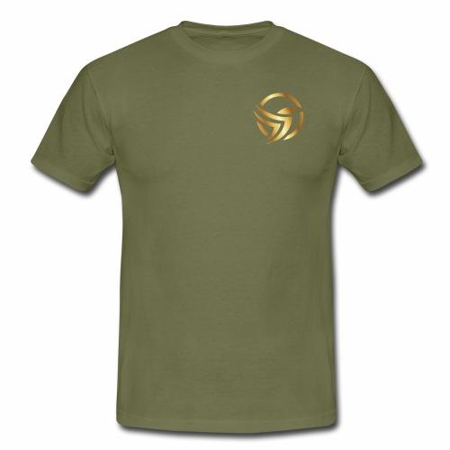 Leverest logo - Männer T-Shirt