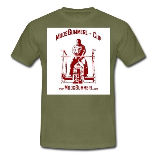 shirt rot - Männer T-Shirt