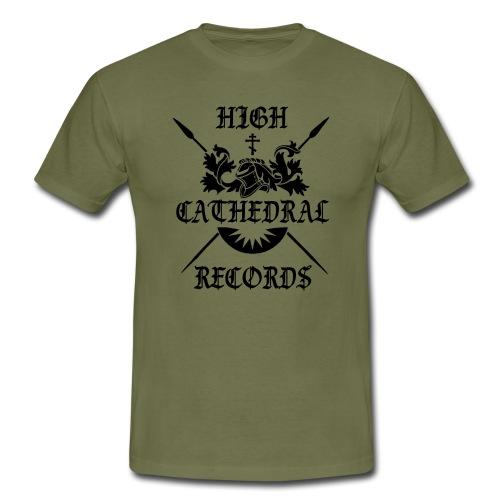 Black logo - T-shirt Homme
