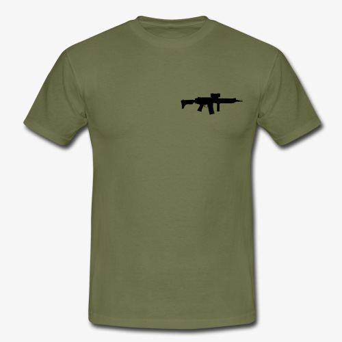 Swedish Automatkarbin 5C - Ak 5C - T-shirt herr