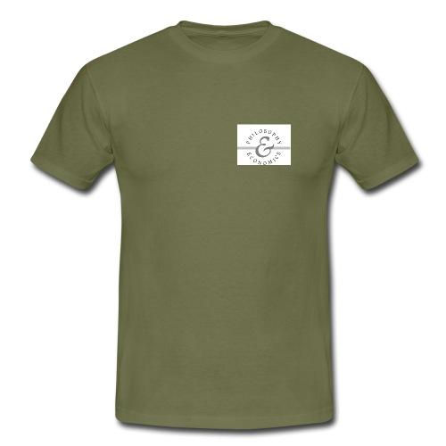 logopixel - Männer T-Shirt