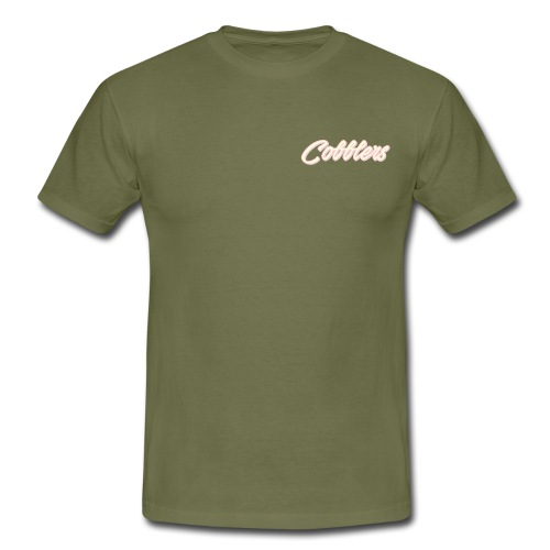 Cobblers. - Men's T-Shirt