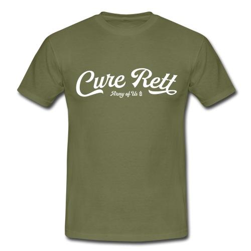 Cure Rett - Men's T-Shirt