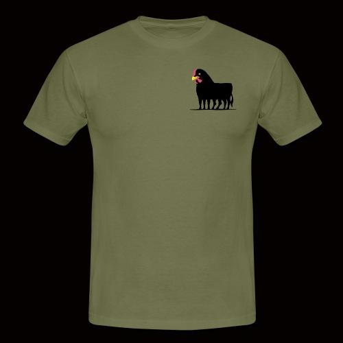 Huhnerstier T-Shirt - Männer T-Shirt