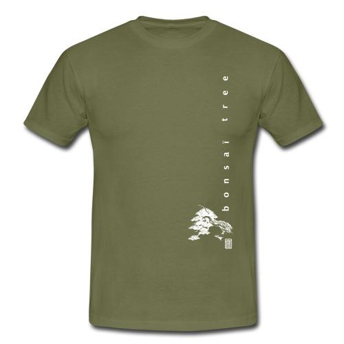 T-Shirt Homme Kakemono White - T-shirt Homme