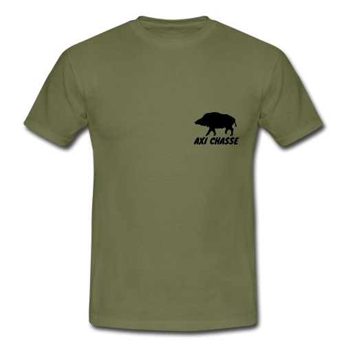 AXI Chasse - T-shirt Homme