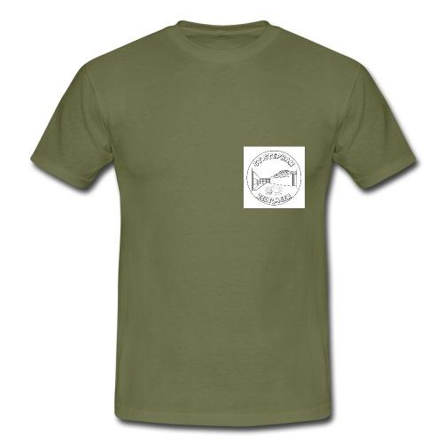 pfarrei zeltlagerlogo kopie - Männer T-Shirt