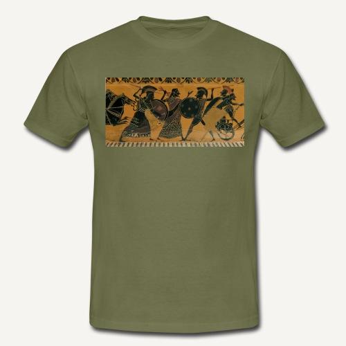 herakles kyknos bm b364 - Koszulka męska