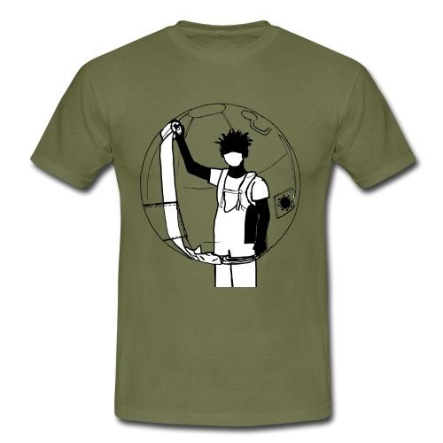 Karantän - T-shirt herr