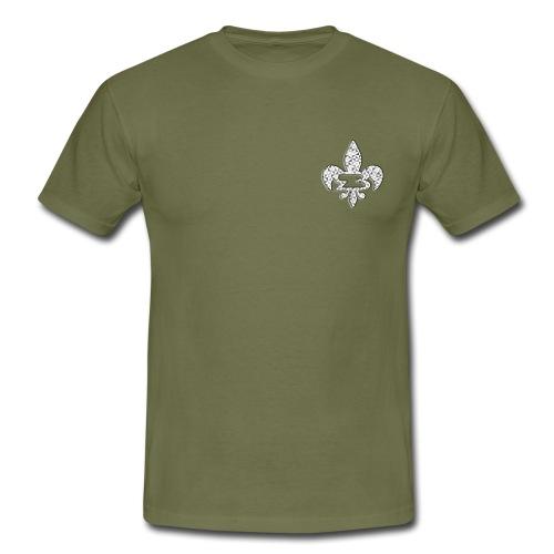 Rnbarber Geometric - T-shirt Homme