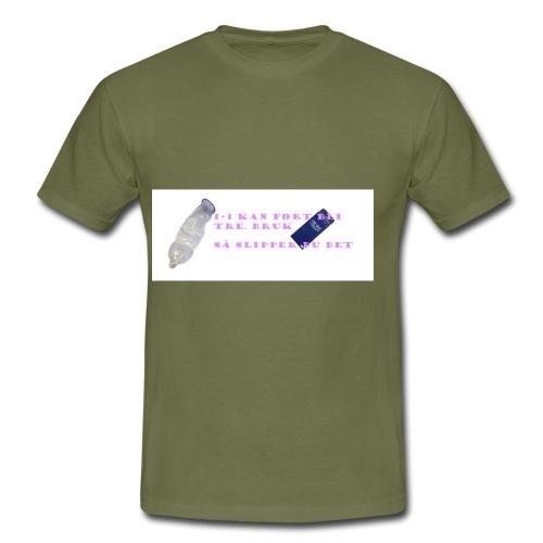 untitled13 copy - T-skjorte for menn