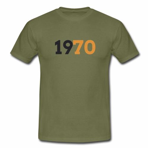 1970 - T-shirt herr