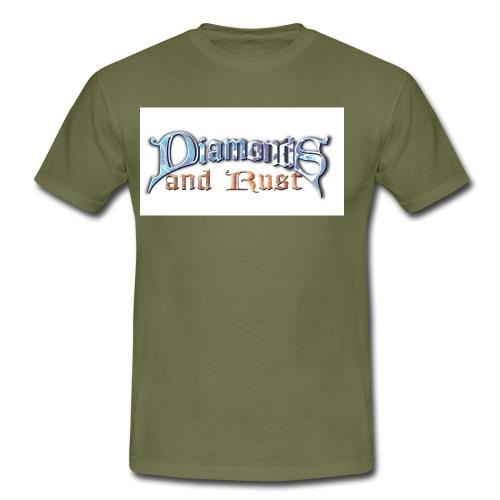 logo nurschrift - Männer T-Shirt