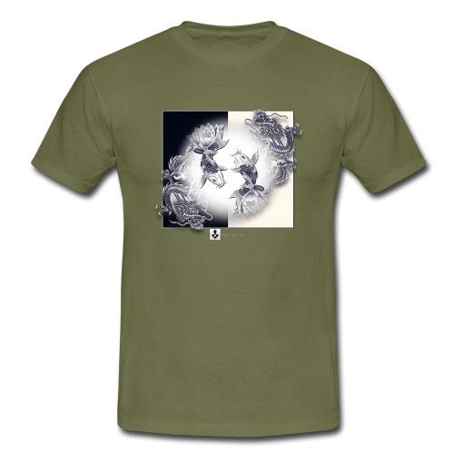 TSHIRT MUTAGENE TATOO DragKoi - T-shirt Homme