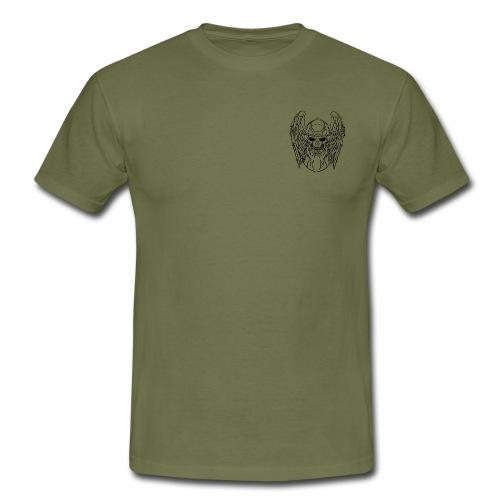 skull angel 2 - T-shirt Homme