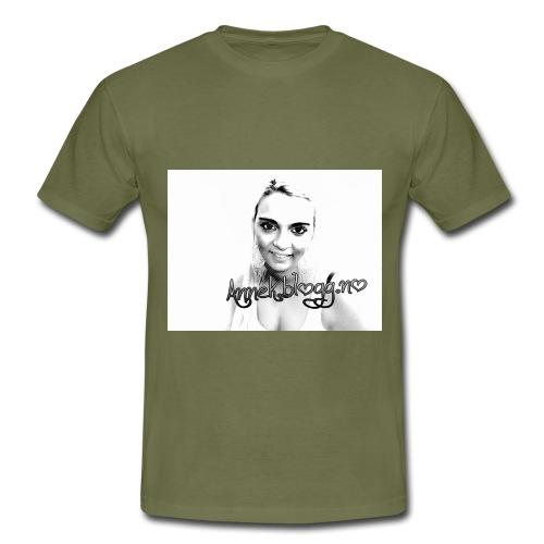 BeFunky Grunge 11 jpg - T-skjorte for menn