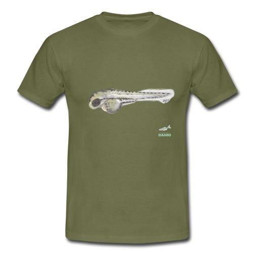 Camisetas Danio larva - Camiseta hombre