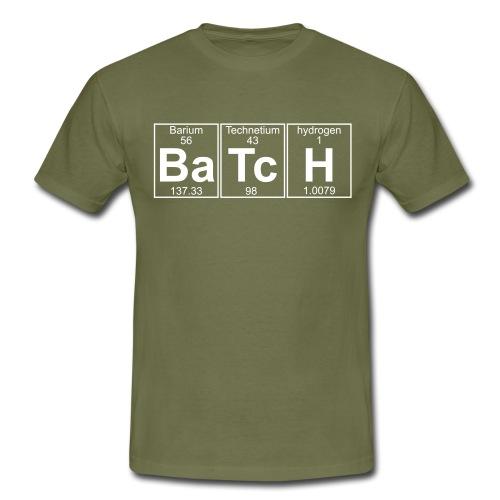 Ba-Tc-H (batch) - Full - Men's T-Shirt