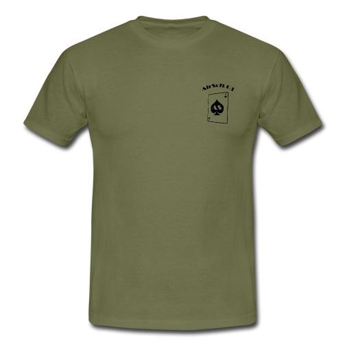 AS03 basse visibilité noir - T-shirt Homme