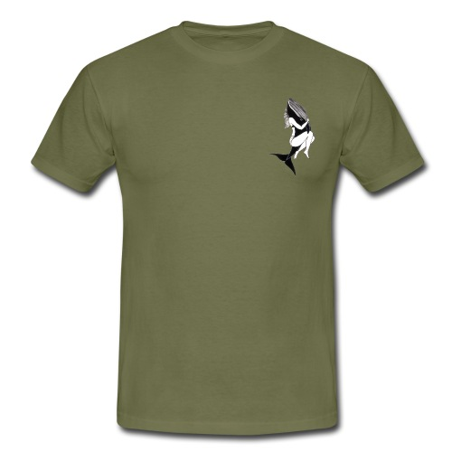 Care for nature - Herre-T-shirt