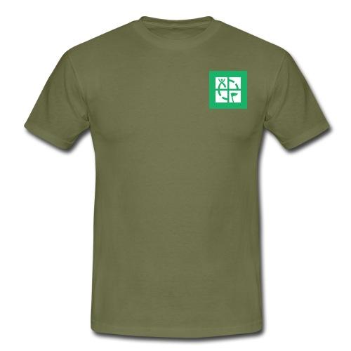 Geocaching T-Shirt - Männer T-Shirt